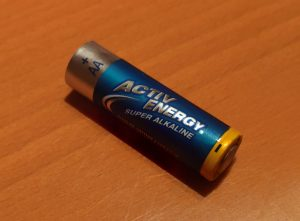 Active Energy AA Batterie