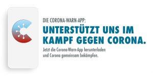 Kampangenbild zur Corona-Warn-App